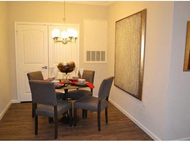 Dining Room at Horizons at Steele Creek, North Carolina