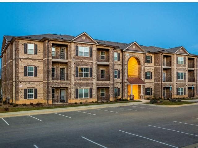 Apartment Entrance at Adeline at White Oak, Garner, 27529