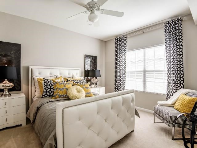 Spacious Master Bedroom at Adeline at White Oak, Garner, North Carolina