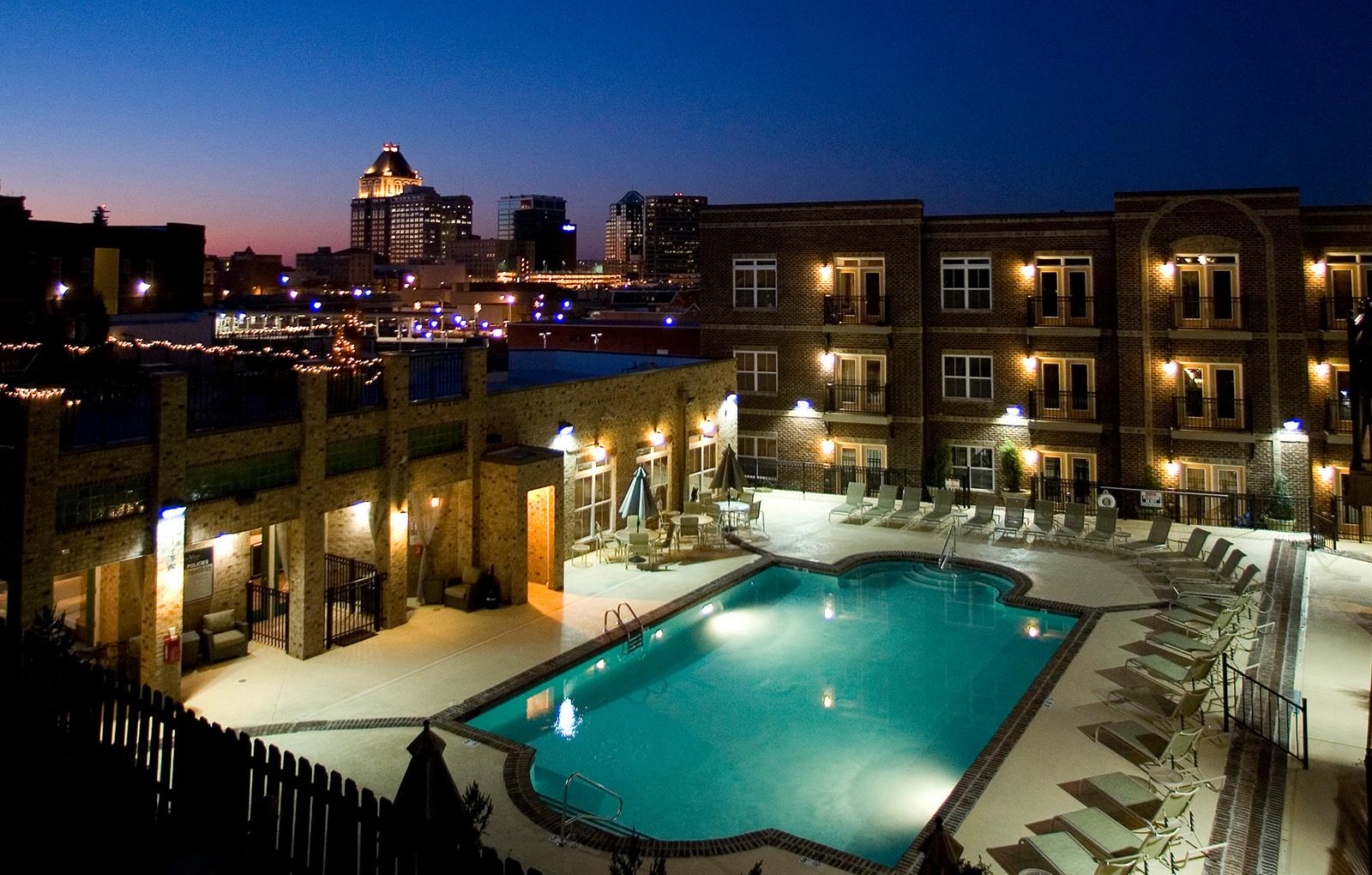 Downtown Greensboro Apartments Cityview Apartments