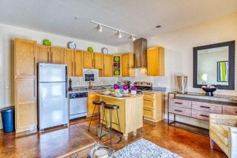 Gourmet Kitchens at CityView Apartments, Greensboro, NC, 27406