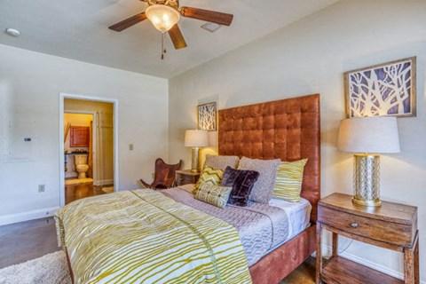 Beautiful Bright Bedroom at CityView Apartments, Greensboro, North Carolina