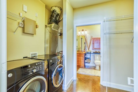 Washer And Dryer In Every Home at CityView Apartments, North Carolina