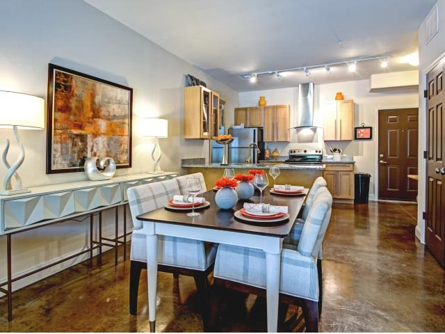 Eat-in Kitchens     at CityView Apartments, Greensboro, 27406
