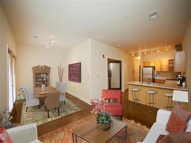 Luxurious Interiors  at CityView Apartments, North Carolina