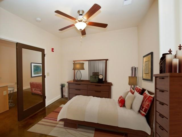 Upgraded Interiors  at CityView Apartments, Greensboro