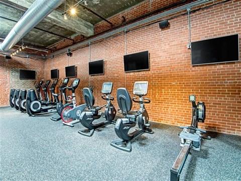 Fitness Retreats at CityView Apartments, Greensboro, 27406