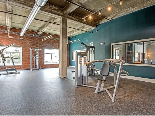 Health and Fitness at CityView Apartments, Greensboro, North Carolina