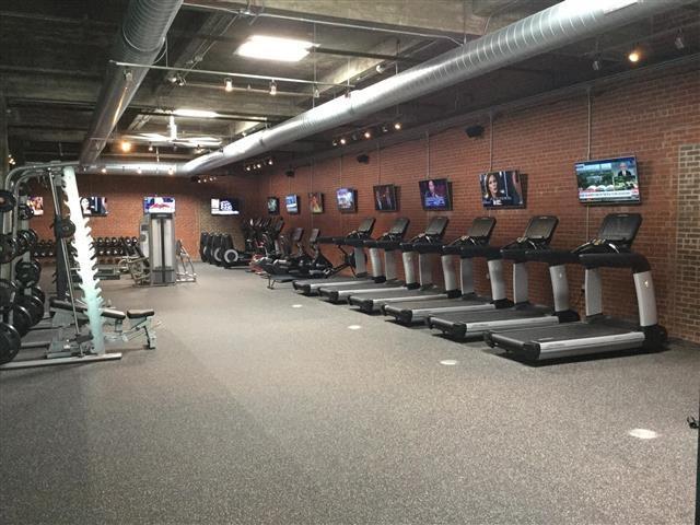 Cardio Equipment at CityView Apartments, Greensboro