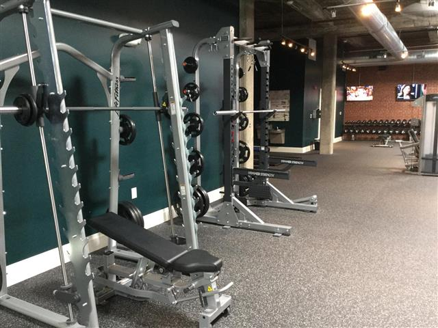 Health and Fitness Center at CityView Apartments, North Carolina