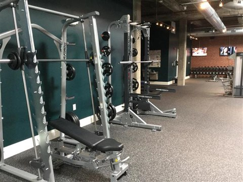 Health and Fitness Center at CityView Apartments, North Carolina