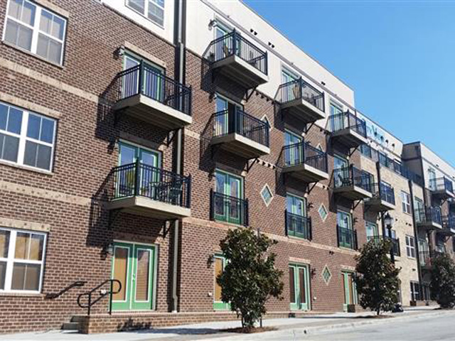 Apartment with Balcony  at CityView Apartments, Greensboro