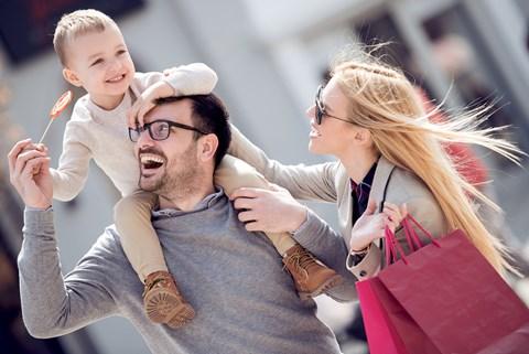 Happy Family Life at CityView Apartments, Greensboro, NC