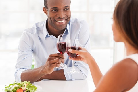 Having A Drink Together at CityView Apartments, Greensboro, 27406