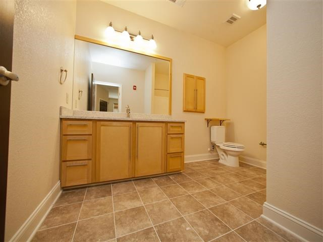 Bathroom Interior at CityView Apartments, North Carolina, 27406