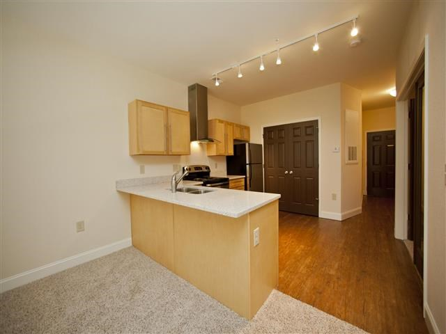 Chef Inspired Kitchen at CityView Apartments, Greensboro, 27406