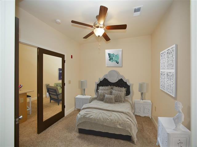 Private Master Bedroom at CityView Apartments, Greensboro, NC, 27406