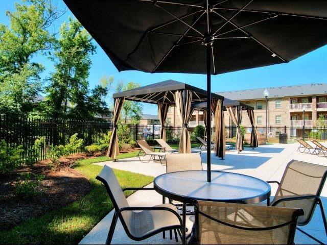 Resort-Style Pool at Innisbrook Village Apartments, Greensboro, North Carolina