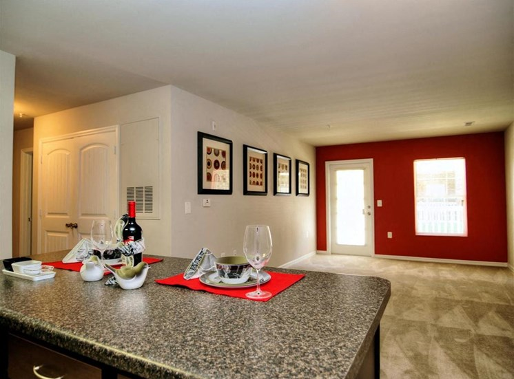 Classic Kitchen Design at Innisbrook Village Apartments, Greensboro, NC, 27405