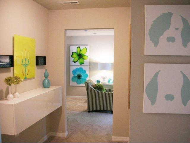Unique Interior Decor at Innisbrook Village Apartments, North Carolina, 27405