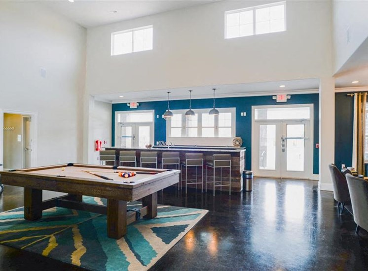 Community Clubhouse at NorthPoint at 68, North Carolina
