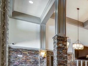 Clubhouse Shuffleboard at Bacarra Apartments, Raleigh, North Carolina