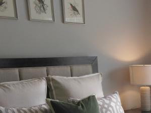 Contemporary Bedroom at Bacarra Apartments, North Carolina, 27606