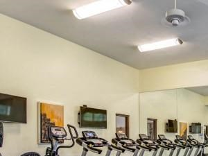 Fitness Center at Bacarra Apartments, Raleigh, NC