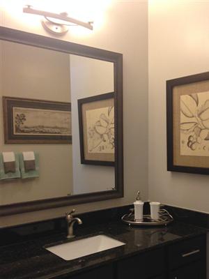 Granite Style Countertops at Bacarra Apartments, Raleigh, NC, 27606
