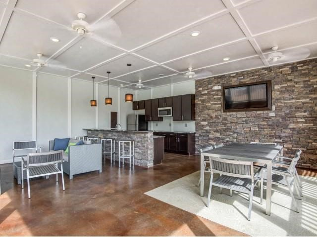 Summer Kitchen at Bacarra Apartments, Raleigh, 27606