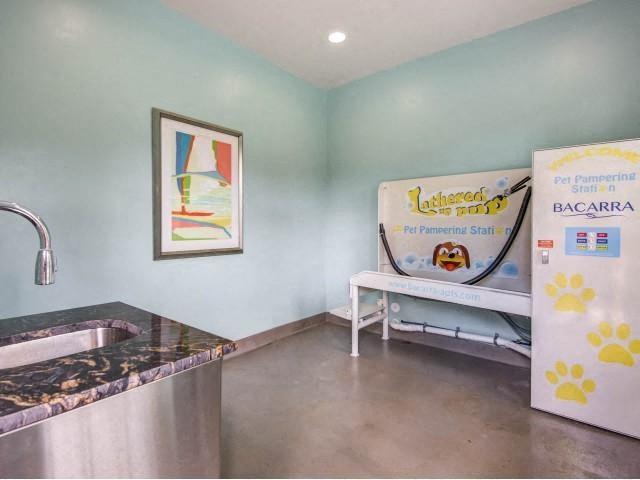 Pet Spa at Bacarra Apartments, Raleigh, NC, 27606