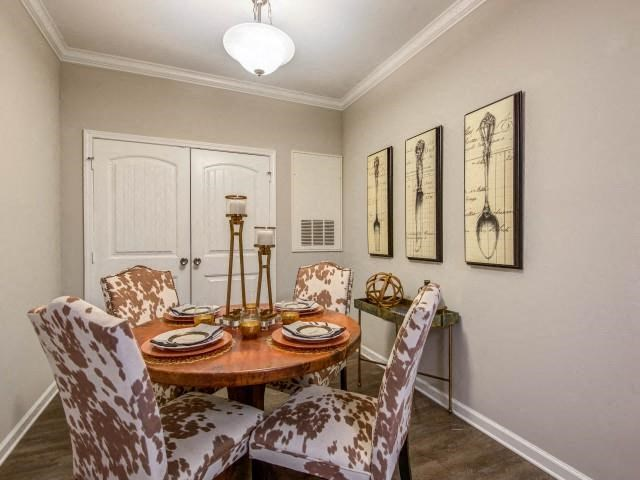 Formal Dining Room at Maystone at Wakefield, Raleigh, NC, 27614