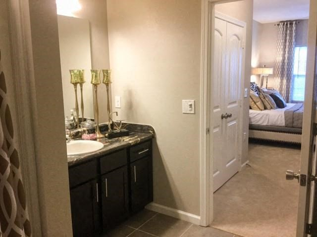 Luxury Bathrooms at Maystone at Wakefield, Raleigh, North Carolina
