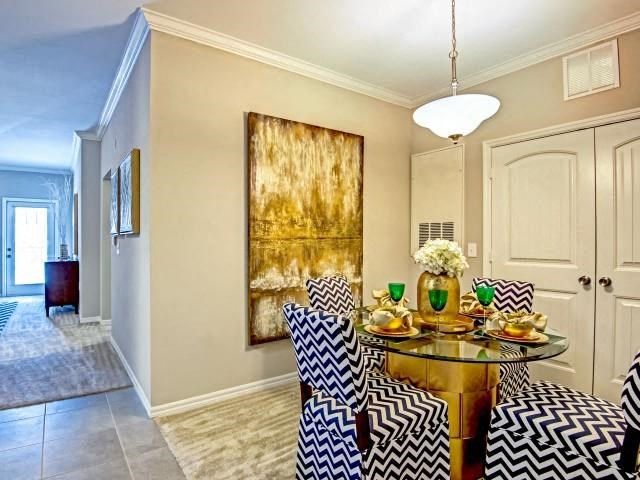 Dining Space at Village at Town Center, Raleigh, NC, 27616