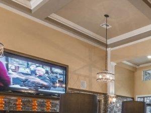 Gourmet Club Kitchen at Glass Creek Apartments, Mt Juliet, Tennessee