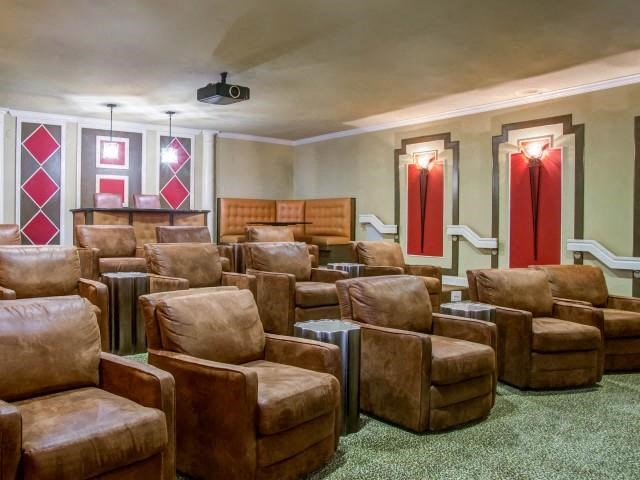 Movie Theater at Glass Creek Apartments, Mt Juliet, TN, 37122