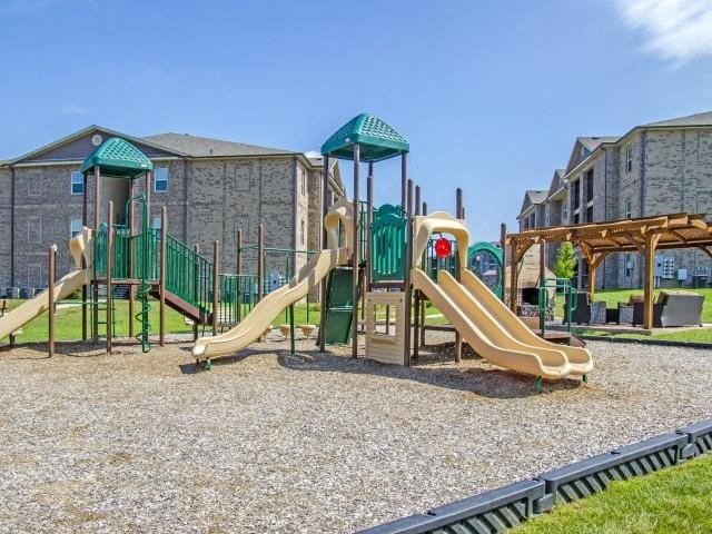 Play Structure at Glass Creek Apartments, Tennessee