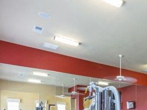 Elite Fitness Center at Glass Creek Apartments, Mt Juliet, Tennessee