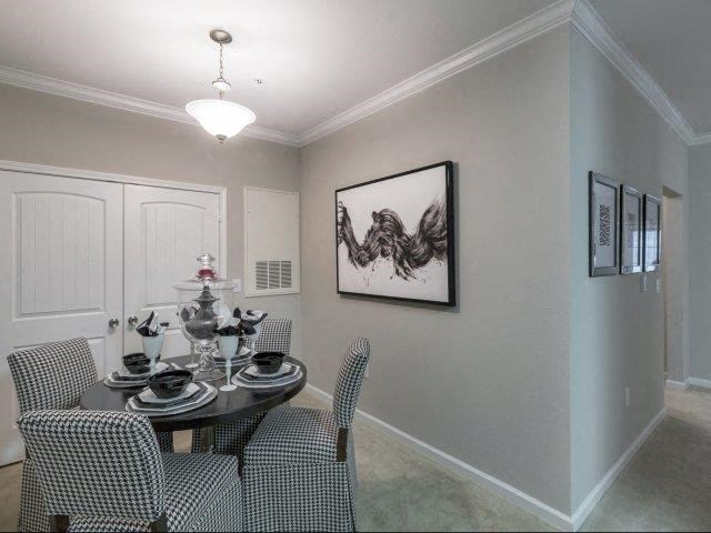 Defined Dining Space at Glass Creek Apartments, Tennessee, 37122