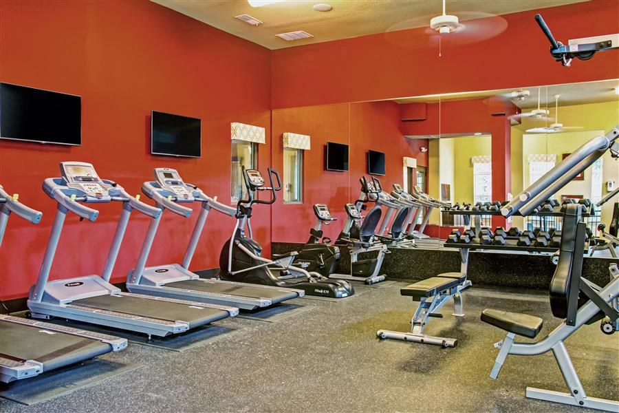 24-hour Fitness Center at Heron Pointe, Nashville, TN, 37214