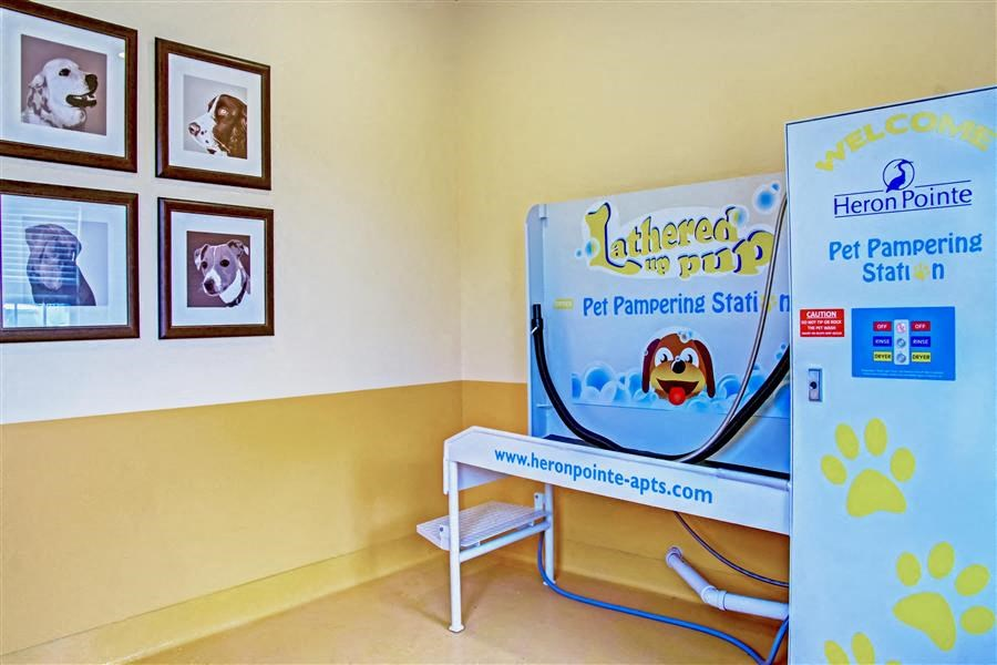 Pet Pampering Station at Heron Pointe, Nashville, Tennessee
