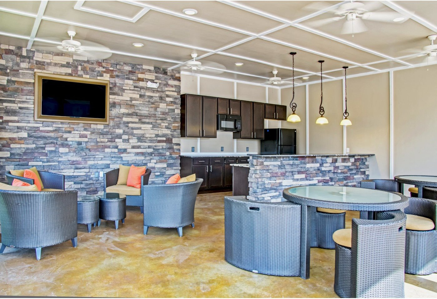Interactive Clubhouse at Heron Pointe, Nashville, TN, 37214