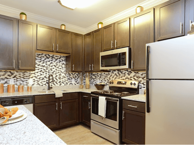 Luxury Kitchen Design at Arrington Ridge, Round Rock, Texas