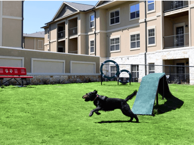 Leash-Free Pet Park at Arrington Ridge, Texas