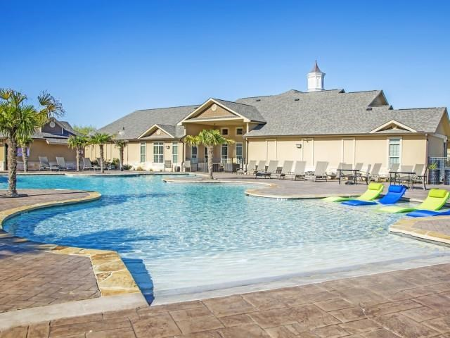 Resort-Style Pool at Arrington Ridge, Round Rock, TX, 78665