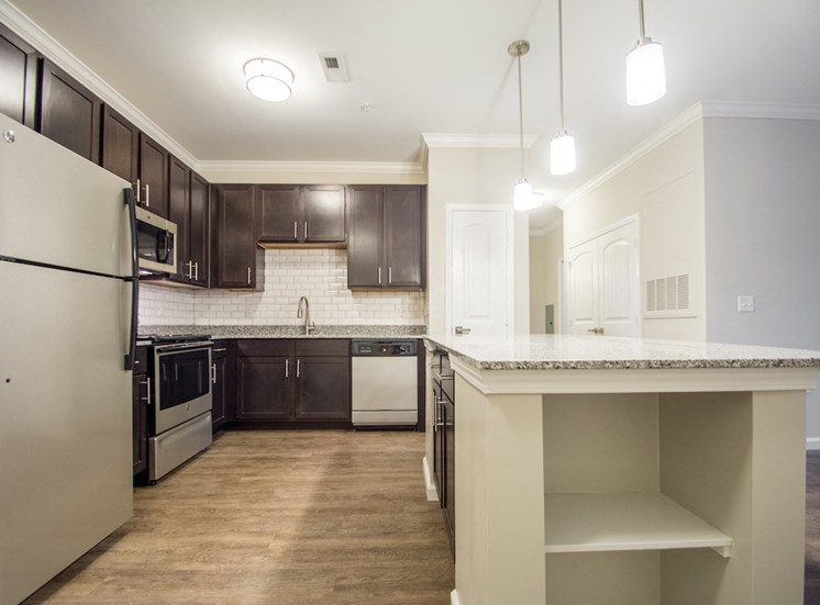 Apartments with Large Kitchen- Greymont Village Apartments