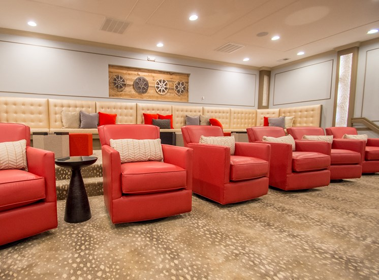 Greymont Village Apartments Movie Theater