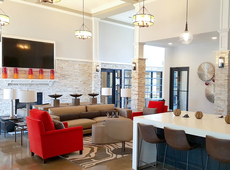 Luxury Apartments with Clubhouse in Asheville, NC- Greymont Village Apartments