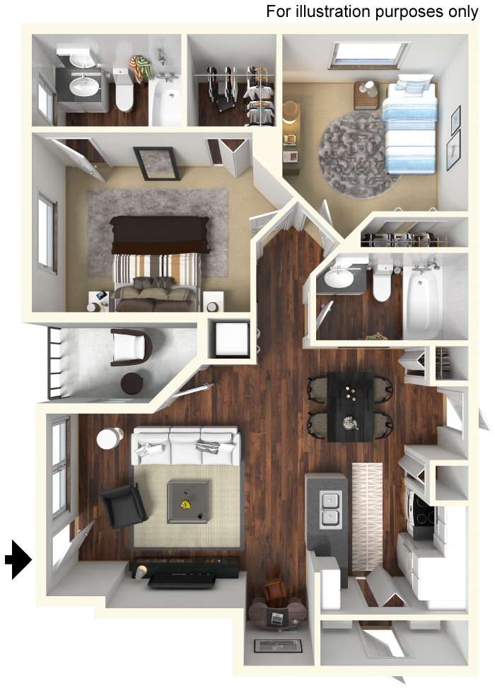 2 Floor Plan 7 Floor Plans of