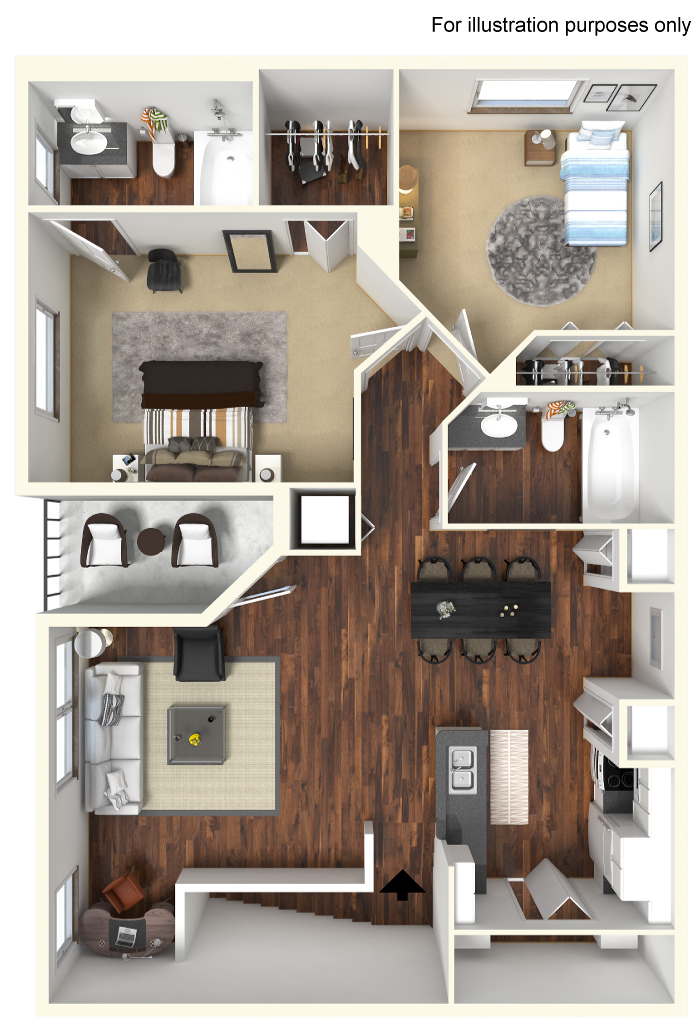 2A Floor Plan 8 Floor Plans of